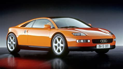 What Is Quattro Audi by 1991 Audi Quattro Spyder Concept We Forgot