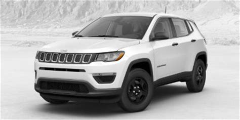 White Jeep Compass Redesigned 2017 Jeep Compass Color Options