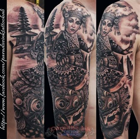 bali tattoo competition balinese tattoos symbols designs pictures tattlas