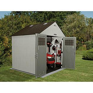 Craftsman Versatrack Shed by Craftsman 8 X 7 Storage Shed The Storage You Need At Sears