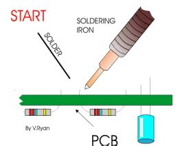 integrated circuits and soldering methods soldering