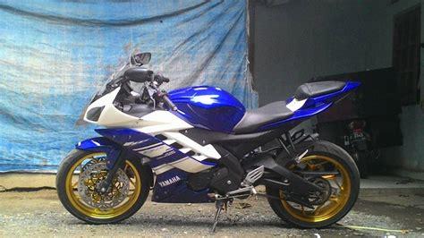 Velg Ori Pelk Yamaha R15 inspirasi modifikasi yamaha r15 pake velg lebar