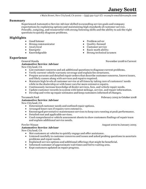 Resume Opening Statement Exles Opening Statement Resume Best Resume Gallery