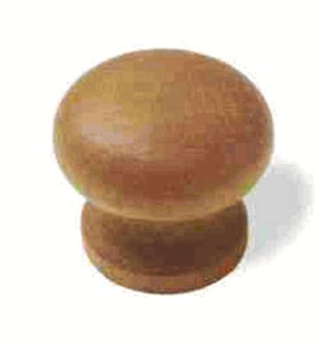Cherry Wood Cabinet Knobs by Wood Cabinet Knob Cherry Finish 15 16 Quot Ot 40