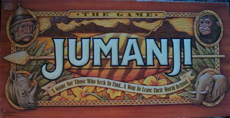 jumanji movie vs book the 1995 board game of jumanji all about fun and games