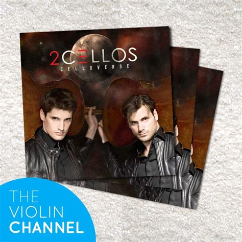 Cello Giveaway - vc 2cellos celloverse signed cd giveaway winners announced