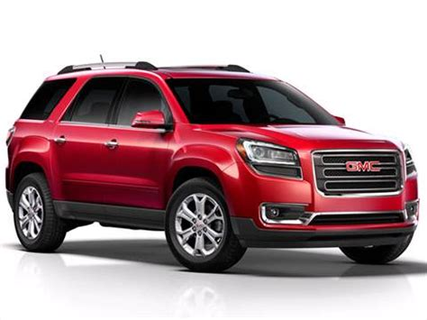 blue book value used cars 2012 gmc acadia transmission control 2013 gmc acadia pricing ratings reviews kelley blue book