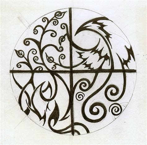 elemental tattoo designs elemental again by cloudberg on deviantart