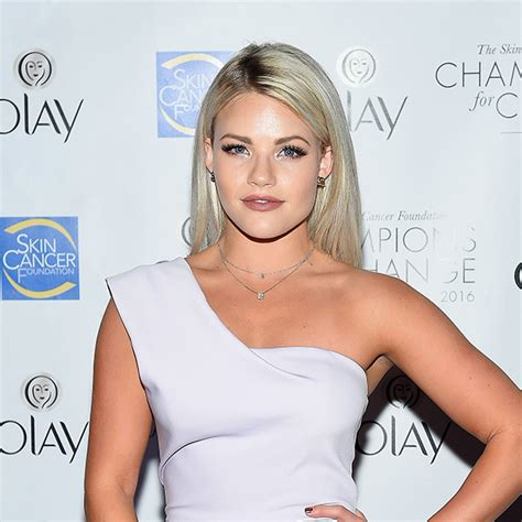 whitney carson hair witney carson at skin cancer gala survivor is gorgeous