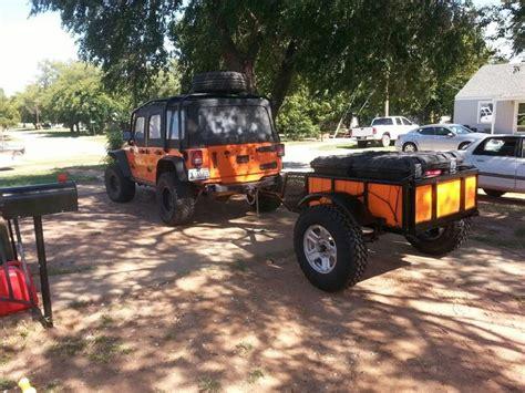 Jeep Road Trailer Jeep And Road Trailer Trailer