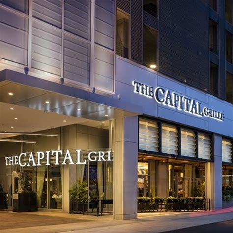 the capital grille raleigh restaurant raleigh nc