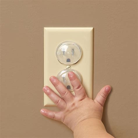 electrical outlet covers baby proof your home tips for electrical safety and more