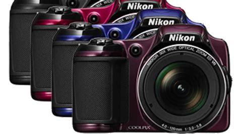 Kamera Nikon P520 zwei neue nikon kameras mit superzoom newgadgets de