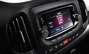 U Connect Fiat Chrysler Adding Five Inch Uconnect Infotainment System