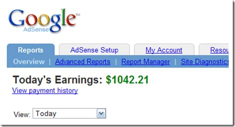 adsense revenue for google why am i not earning much from my google adsense ads