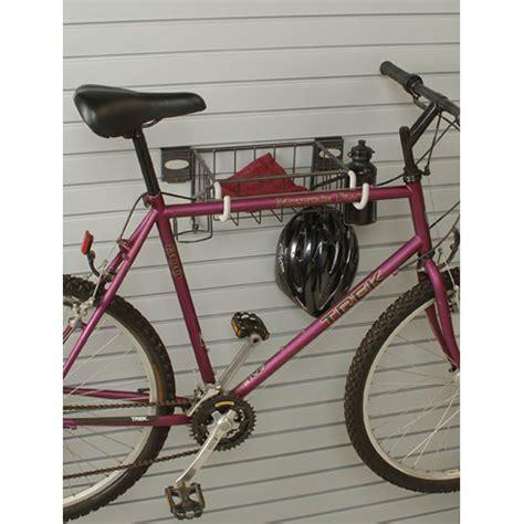 Garage Bike Rack by Diy Garage Storage Horizontal Bike Rack