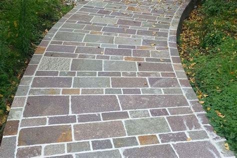 piastrelle in porfido prezzi pavimenti in porfido per esterni e interni