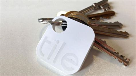 Tile Slim Keychain Ios Tracker Tile