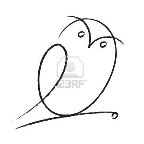 simple drawing owl idea my favorite animal