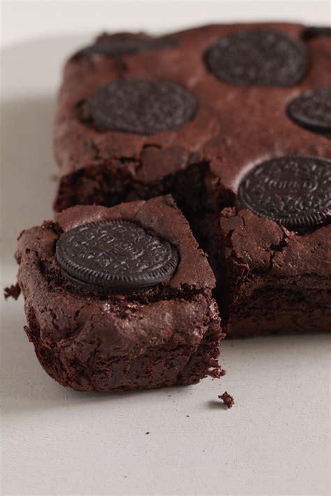 oreo brownie kuchen ein oreo brownie f 252 r schokoladenliebhaber tastesheriff