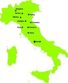 Padova Italy Map by University Of Padova Padua Italy Mastersportaleu 2017