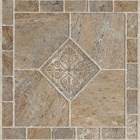 armstrong vinyl tile armstrong multi color bronze 12 in x 12 in residential