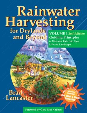 spurred ranch volume 1 books rainwater harvesting for drylands and beyond by brad