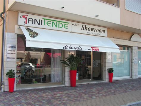 strutture per tende da sole showroom tende da sole tende da interni e tessuti a san