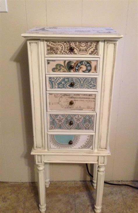 17 Best ideas about Jewelry Box Makeover on Pinterest   Diy jewelry box, Jewelry chest and