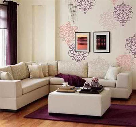 contoh dekorasi hiasan dinding ruang tamu gambar rumah idaman