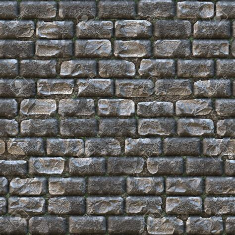 stone brick seamless stone brick wall as textured background wall