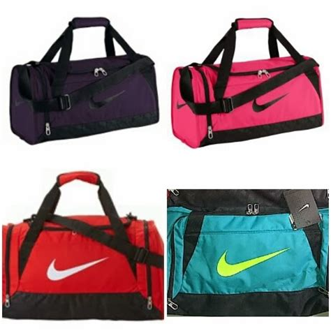 Travel Bag Merah Tas Fitness tas fitness nike original brasilia 6 0 small