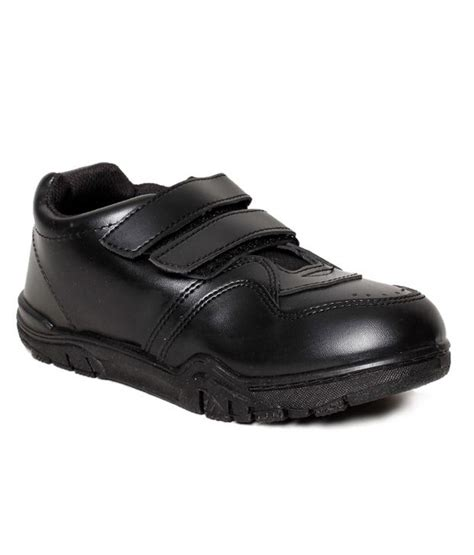 bata modest black school shoes for price in india