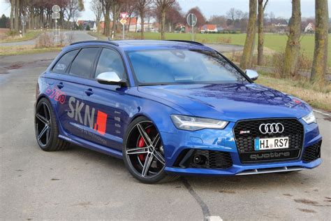 Audi Rs6 Chiptuning by Audi Rs6 Mit 900 Ps Skn Tuning Gmbh