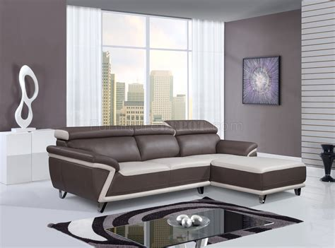 u7480 sectional sofa by global w optional center console