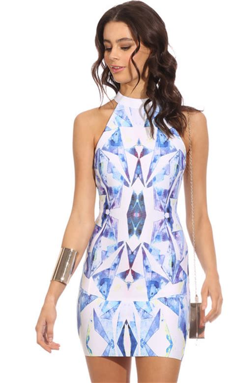 high neck design pattern dress blue dress pattern high neck high neck dress