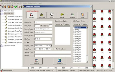 hotel front desk system hotel front desk management software encoder system kit ebay