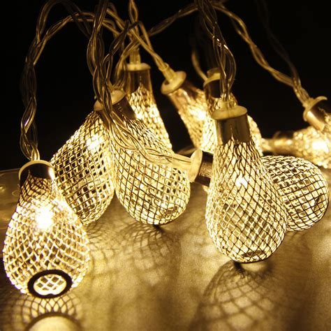 Decorative String Lights Outdoor 25 Tips By Making Your Unique String Lights