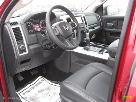 2011 dodge ram 1500 sport crew cab 4x4 interior photo