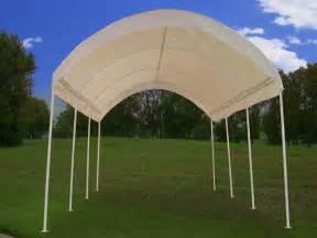 10 x 20 carport dome shelter
