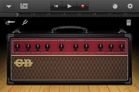 Garageband Not Picking Up Guitar On With Garageband For Iphone 8 Track Studio In