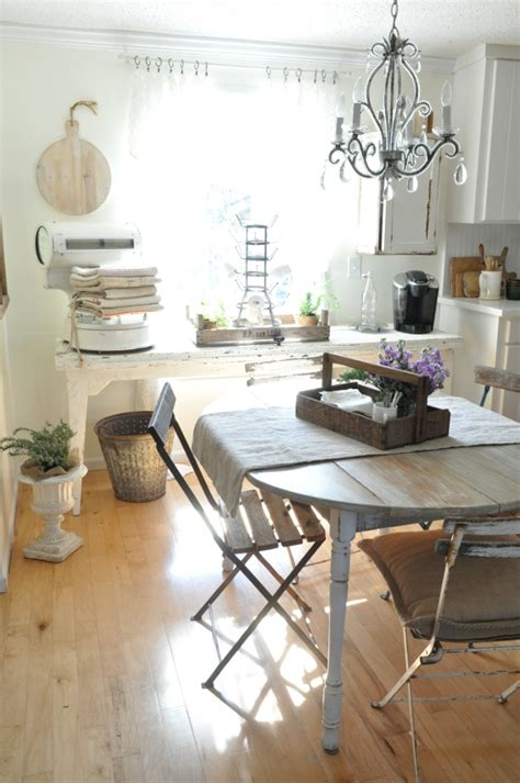 Vintage Decorating Ideas For Kitchens Rustic White Kitchen Pottery Barn Shopping