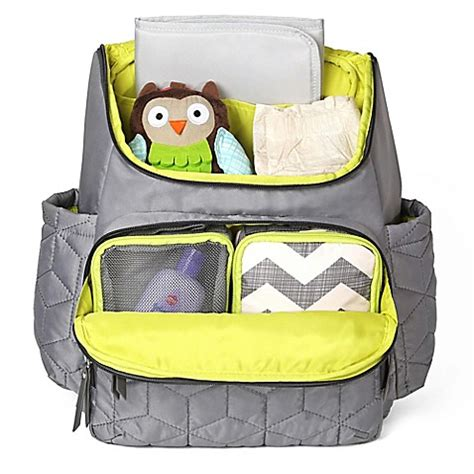 Home Decor Wholesale Market skip hop 174 forma backpack diaper bag in grey buybuy baby