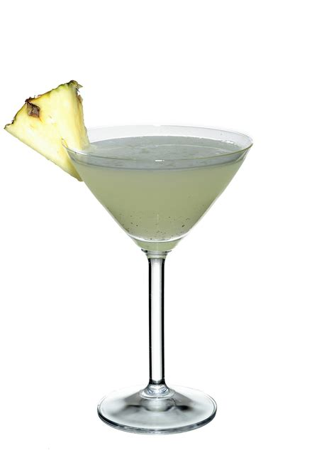 martini pineapple pineapple cardamom martini cocktail recipe