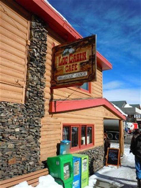 Log Cabin Cafe Frisco Co by Signage Picture Of Log Cabin Cafe Frisco Tripadvisor