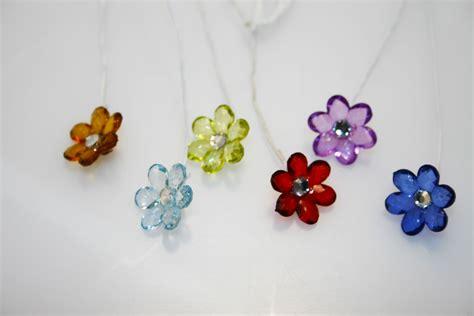 fiori bomboniere on line addobbi fiorellini in plex con strass di cristofalo