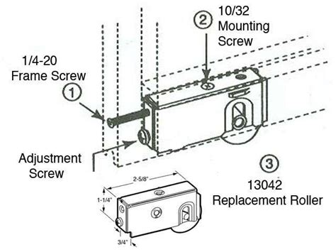 lubrication   Metal sliding door tuneup   Home Improvement