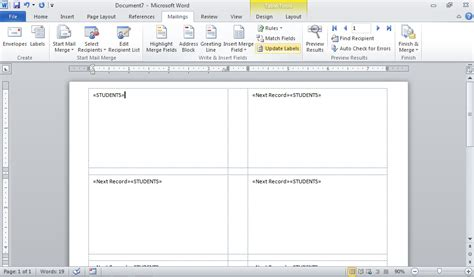 Word Printing Labels 10 Things You Should About Printing Labels In Word