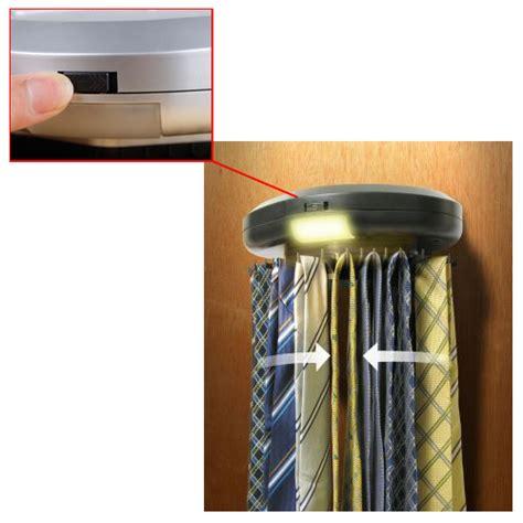Electric Tie Rack by Kikar Electric Motorized Neck Tie Hanger Automatic