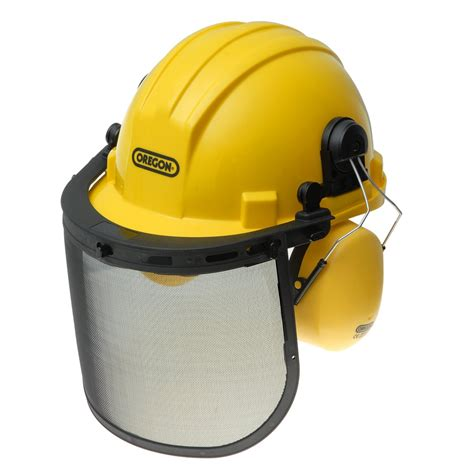 Safety Helm oregon safety helmets clark forest chainsaw helmets